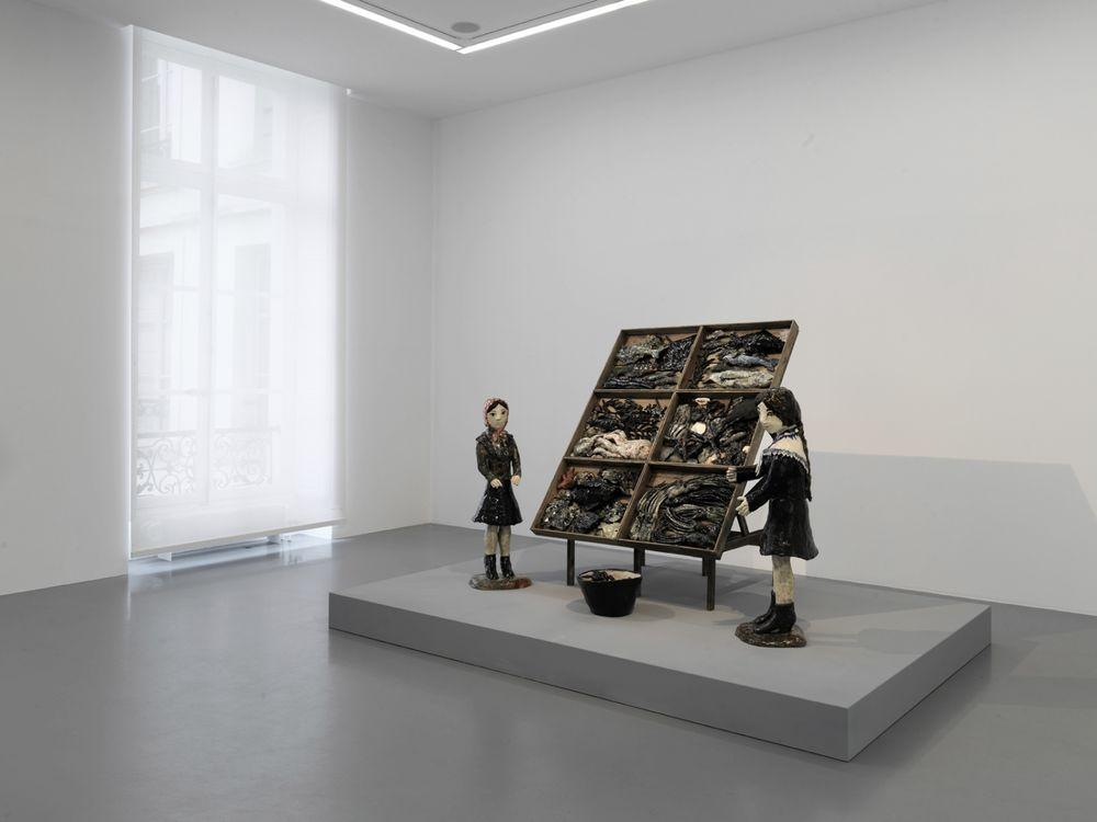 Artist:Klara KRISTALOVA, Exhibition:Wild Thought