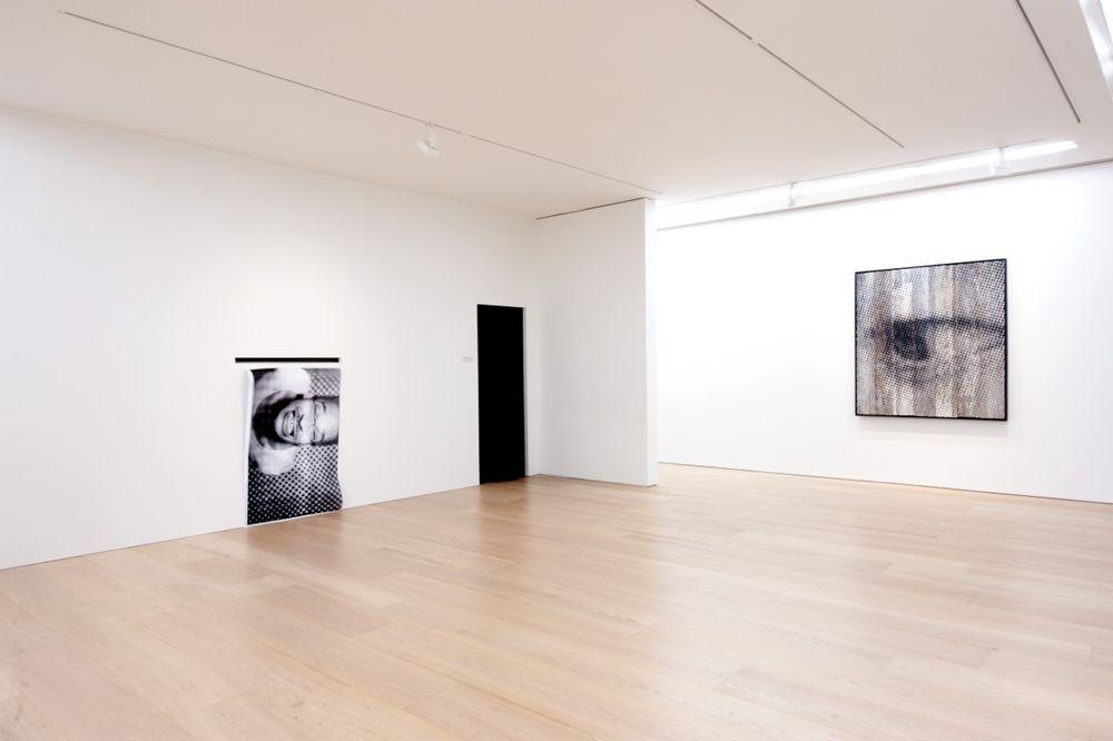 Artist:JR, Exhibition:Pattern