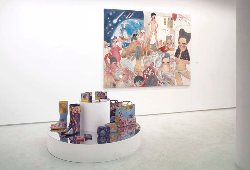 Artist:Aya TAKANO, Exhibition:T-junction