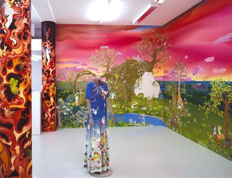 Artist:Chiho AOSHIMA, Exhibition: