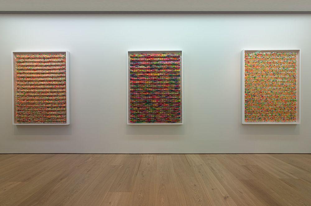 Artist:Lionel ESTÈVE, Exhibition:To the Rain