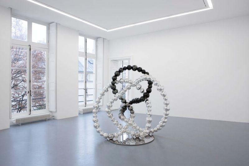 Artist:Jean-Michel OTHONIEL, Exhibition:Les Nœudsde Babel