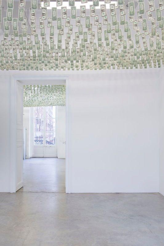 Artist:Gianni MOTTI, Exhibition:Moneybox