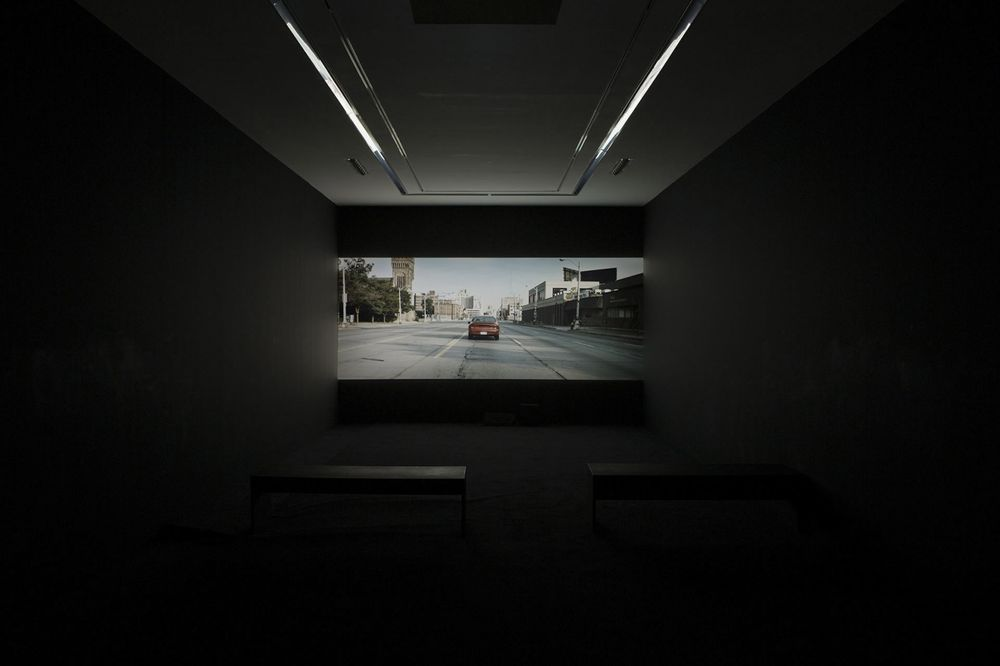 Artist:Jesper JUST, Exhibition: