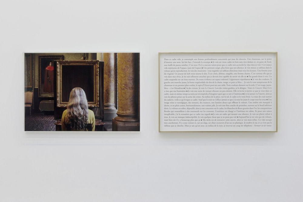 Artist:Sophie CALLE, Exhibition:Dérobés