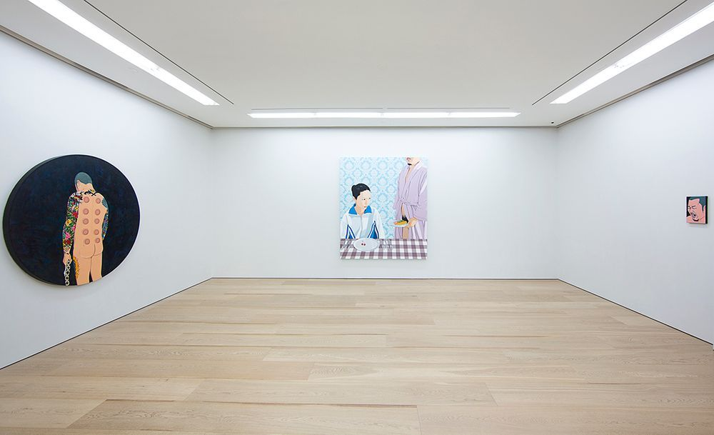 Artist:CHEN Fei, Exhibition:Flesh and me