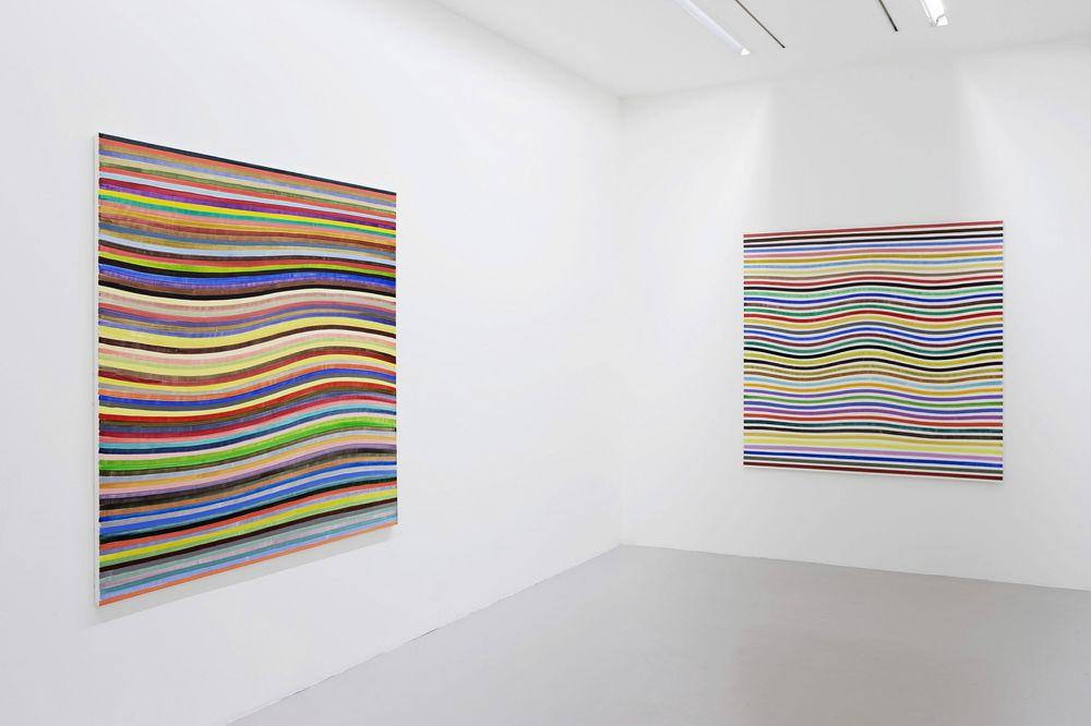 Artist:Bernard FRIZE, Exhibition:Hello, My Name is Bernard Frize