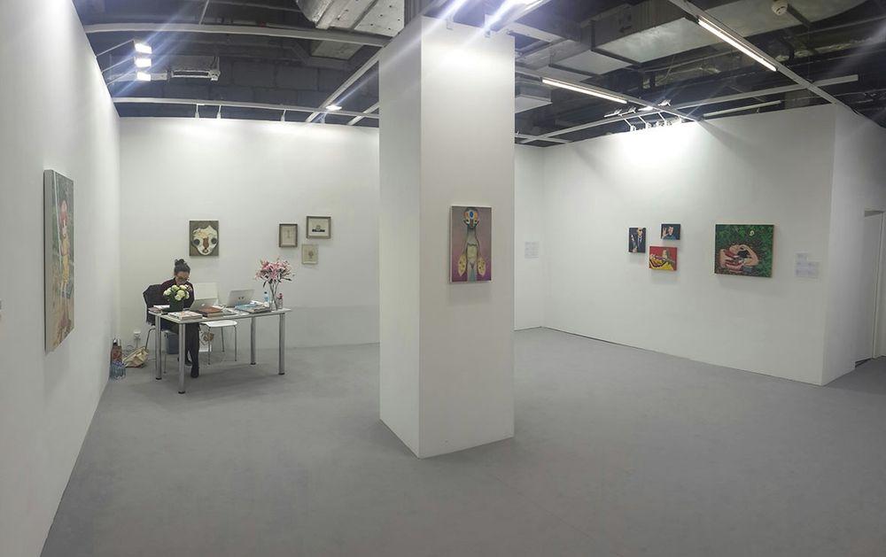 Artist:加藤泉, Exhibition:ART021