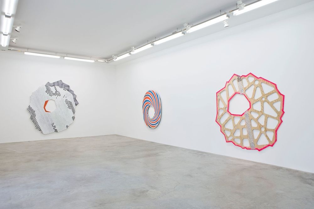 Artist:, Exhibition:Post-Op. Perceptual Gone Painterly / Du perceptuel au pictural. 1958-2014