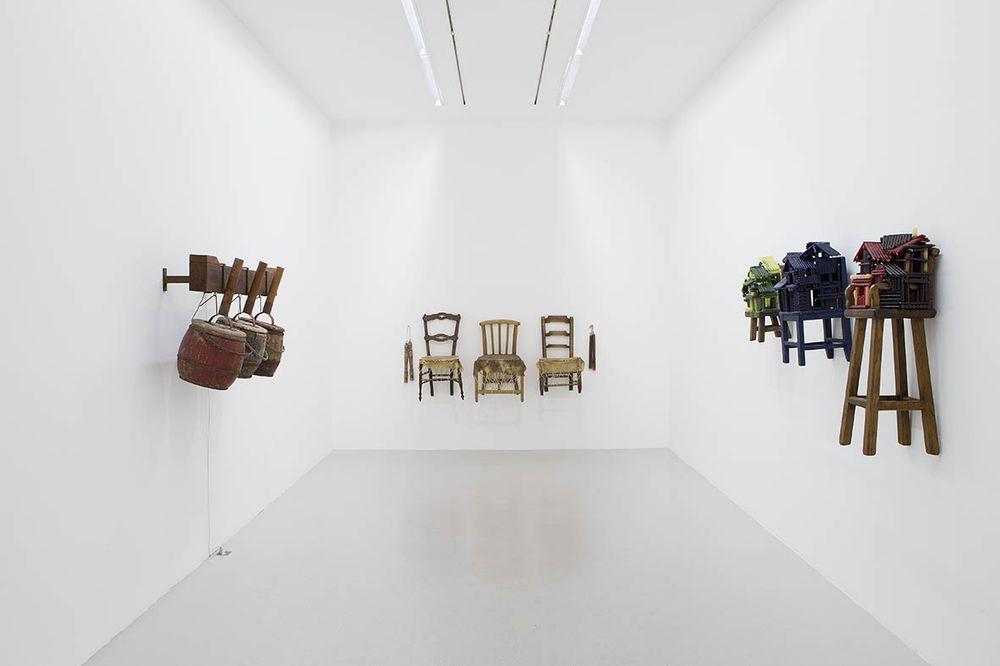 Artist:Chen Zhen, Exhibition:Fragments d'éternité