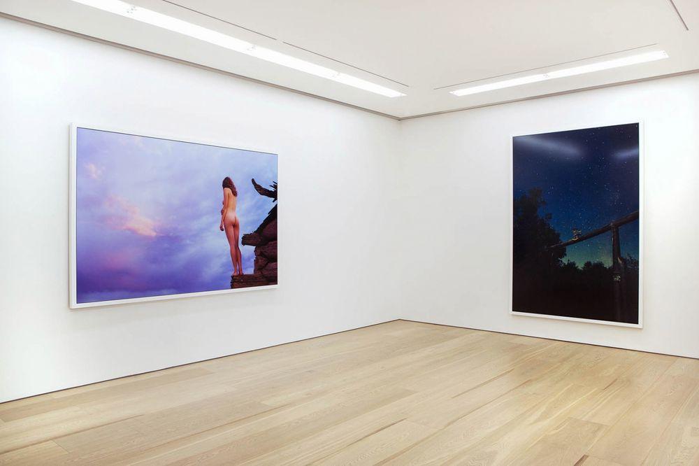 Artist:Ryan MCGINLEY, Exhibition:Vertical Color of Sound