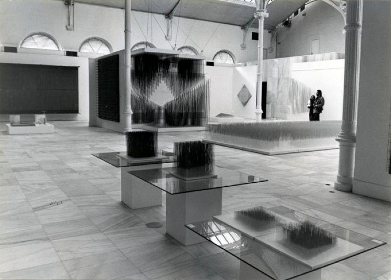 Artist:赫蘇斯·拉斐爾·索托, Exhibition:Soto