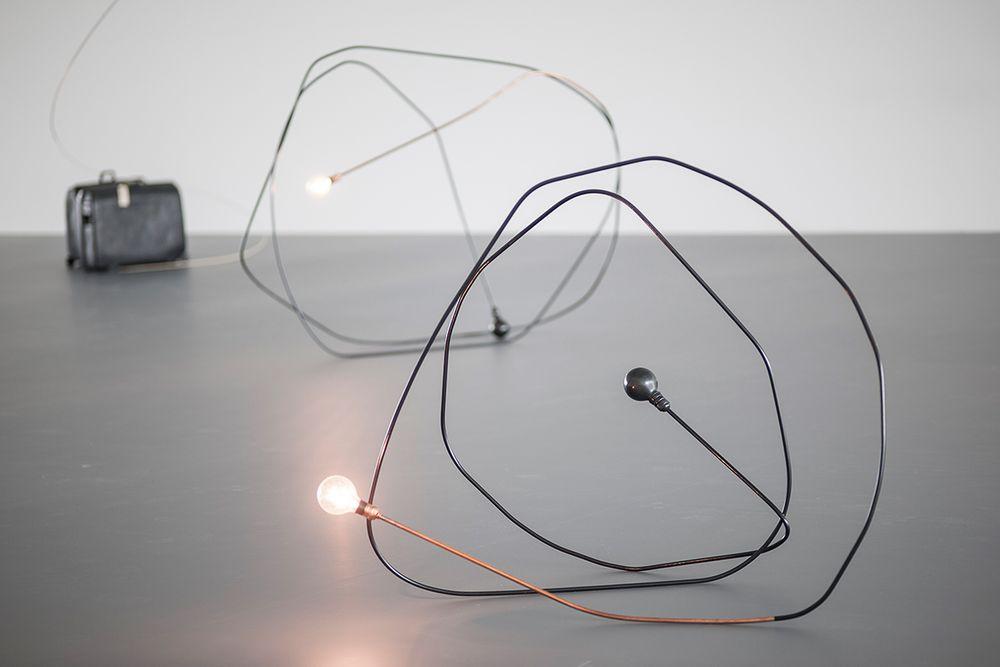 Artist:Tatiana TROUVÉ, Exhibition:I tempi doppi