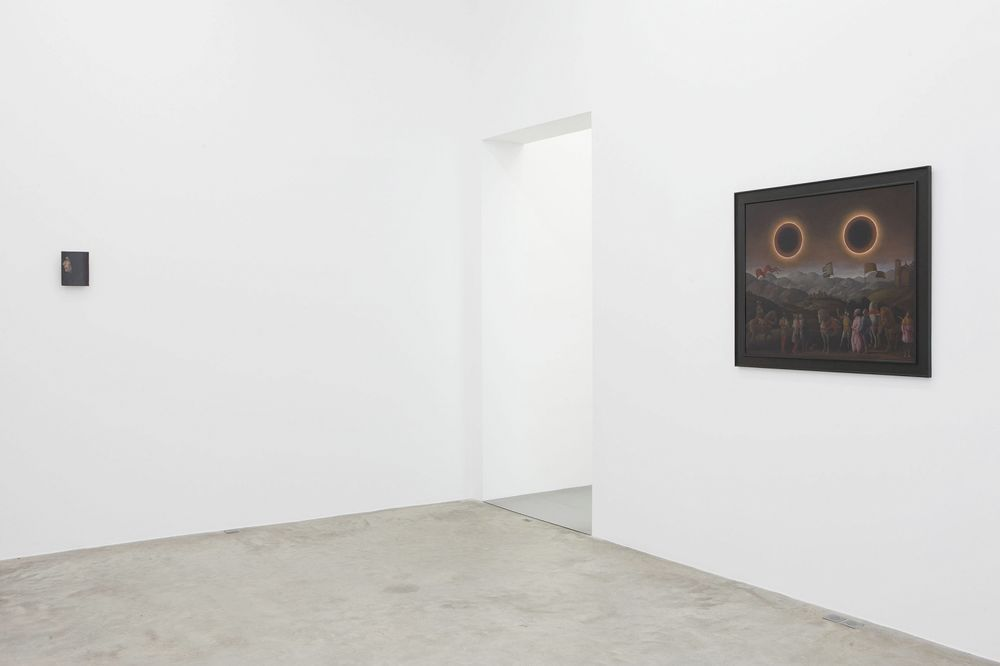 Artist:Laurent GRASSO, Exhibition:Soleil Double