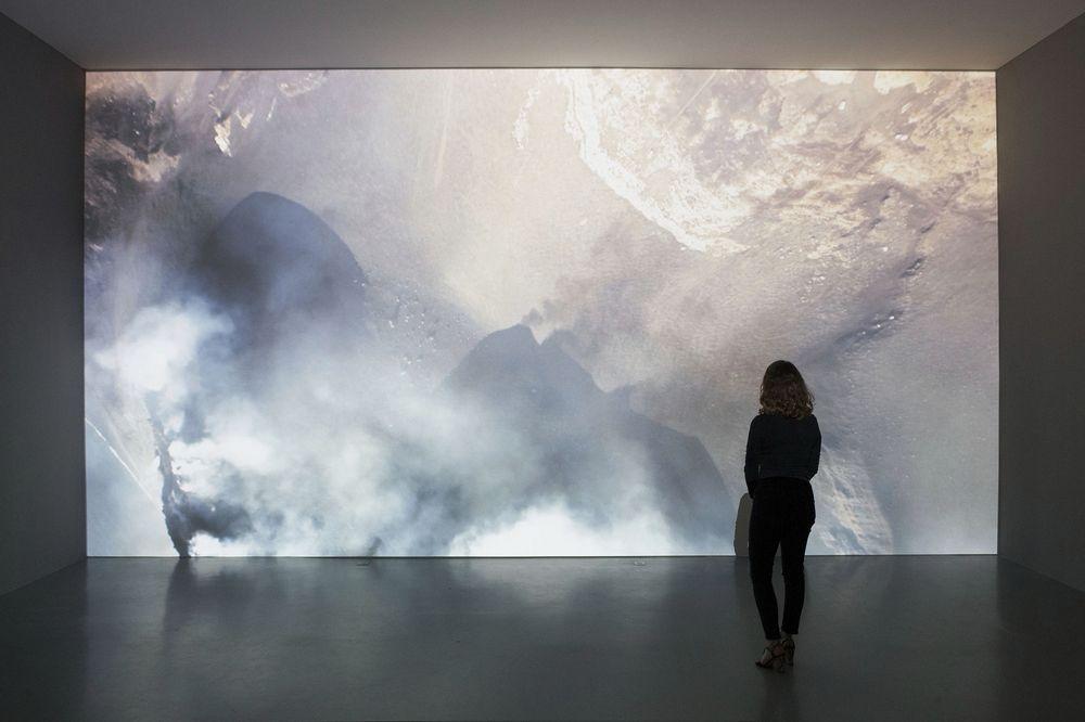 Artist:Laurent GRASSO, Exhibition:Soleil Double