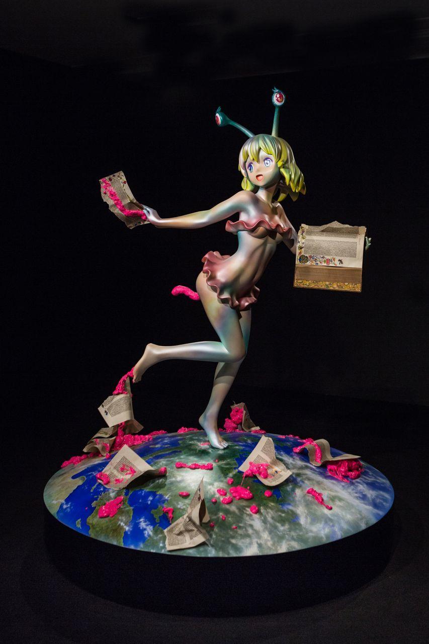 Artist:Makoto AIDA, Exhibition: