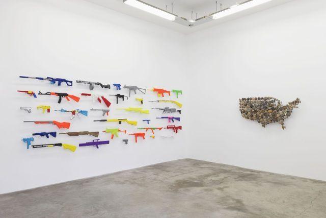 Artist:Mel ZIEGLER, Exhibition:Sticks and Stones May Break My Bones
