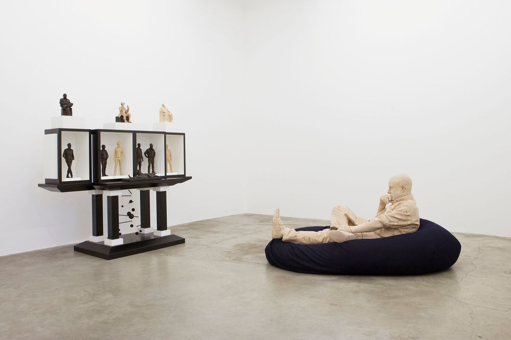 Artist:Xavier VEILHAN, Exhibition:Music