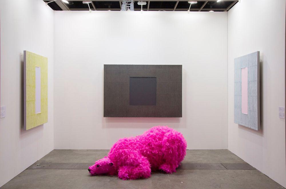 Artist:Paola PIVI, Exhibition:Art Basel Hong Kong