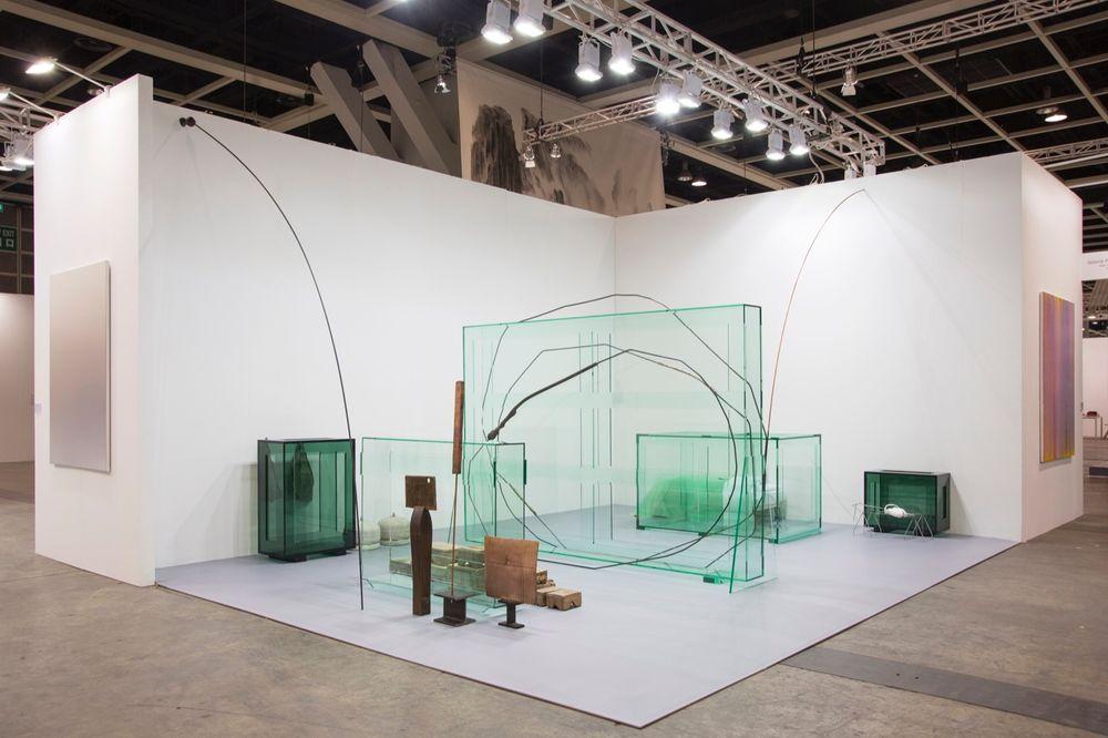 Artist:波拉·彼薇, Exhibition:Art Basel Hong Kong
