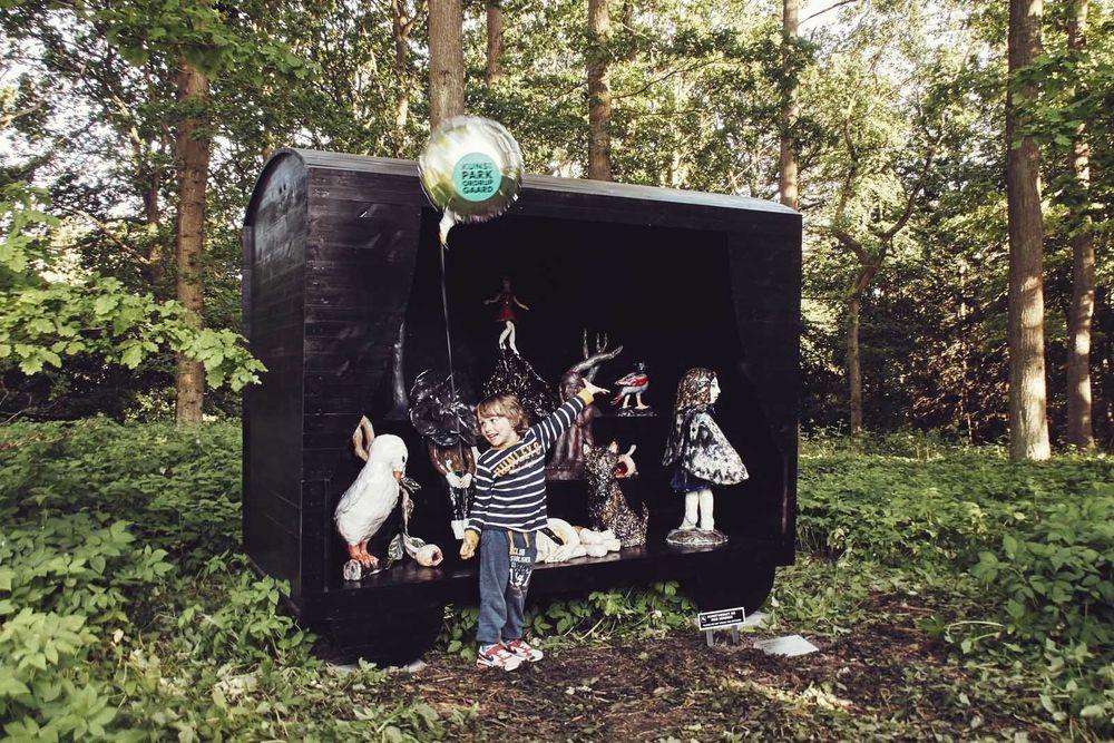 Artist:Klara KRISTALOVA, Exhibition:Art Park Ordrupgaard