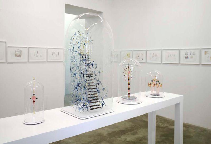 Artist:Jean-Michel OTHONIEL, Exhibition:Dessins