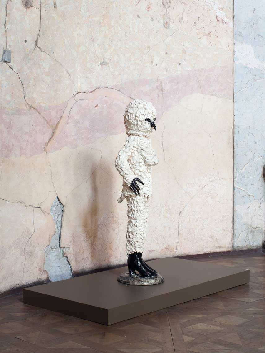 Artist:Klara KRISTALOVA, Exhibition:Pandora's Vox