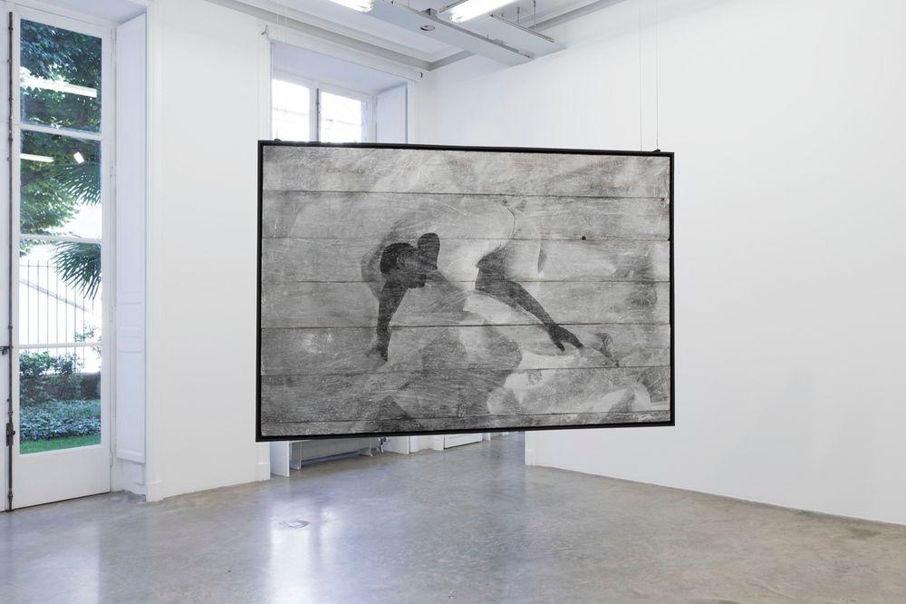 Artist:JR, Exhibition:DECADE. Portrait d'une génération.
