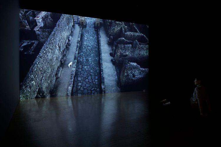 Artist:Laurent GRASSO, Exhibition:Soleil Noir