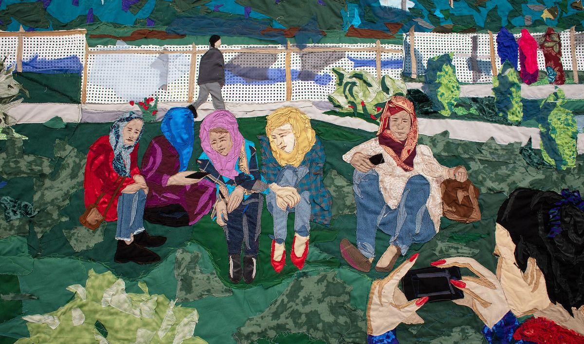 Artist:, Exhibition: Yale Painting & Printmaking MFA 2020