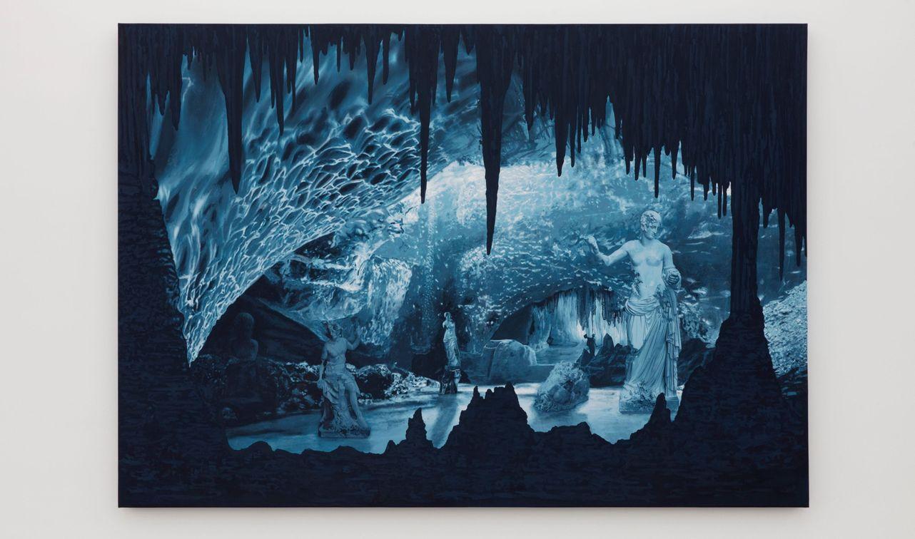Artist:Daniel ARSHAM, Exhibition:Time Dilation