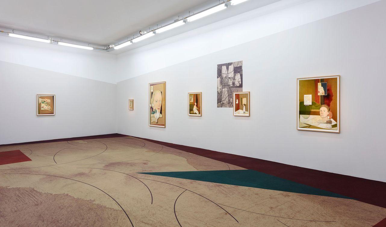 Artist:Jens FÄNGE, Exhibition:Inner Songes
