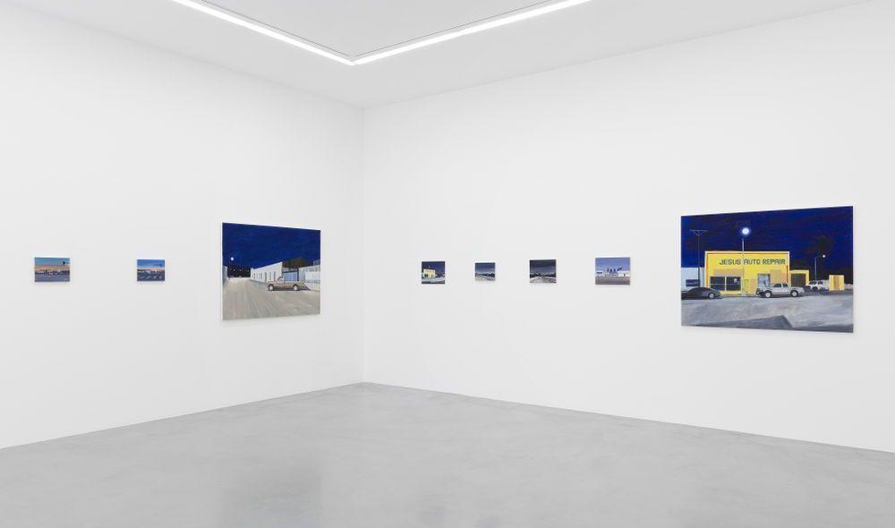 Artist:尚-菲利普·德洛姆, Exhibition:Los Angeles Langage