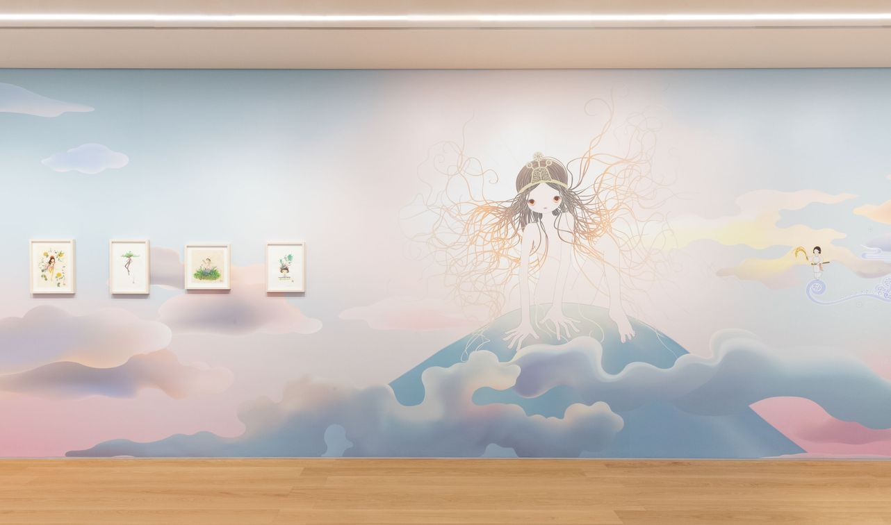 Artist:Chiho AOSHIMA, Exhibition:Our Tears Shall Fly Off into Outer Space