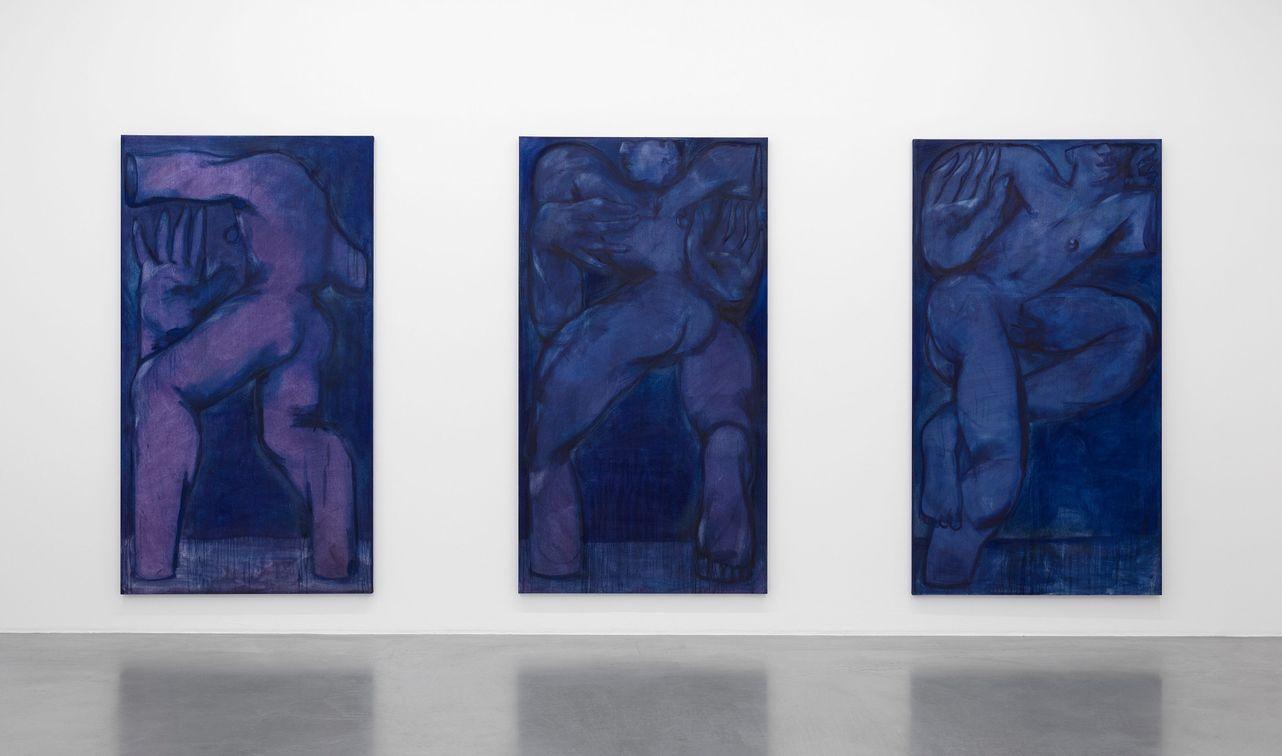 Artist:Alex FOXTON, Exhibition:Les Yeux Clos (Eyes Closed)