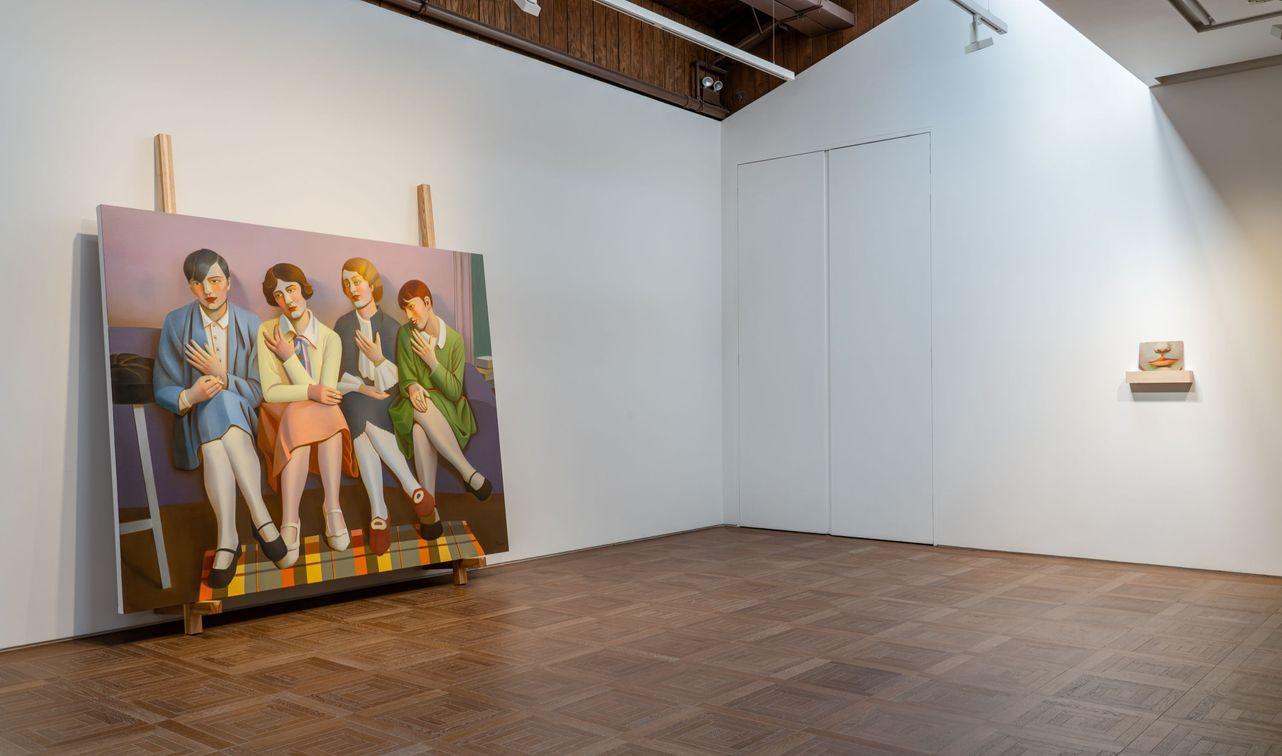 Artist:CHEN Ke, Exhibition:Bauhaus Gal / Room