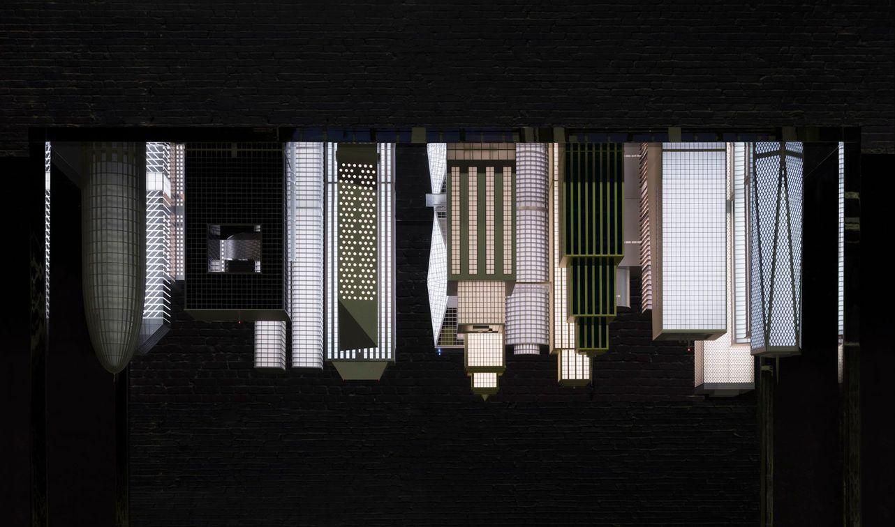 Artist:艾默格林 & 德拉塞特, Exhibition:City in the Sky