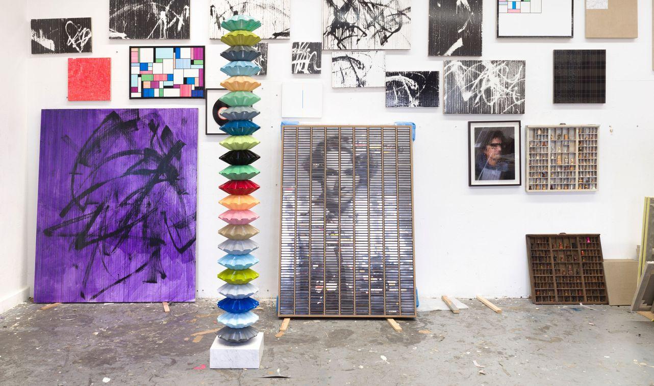 Artist:Gregor HILDEBRANDT, Exhibition:Ich will, daß Liebe wahr wird (I want love to come true)