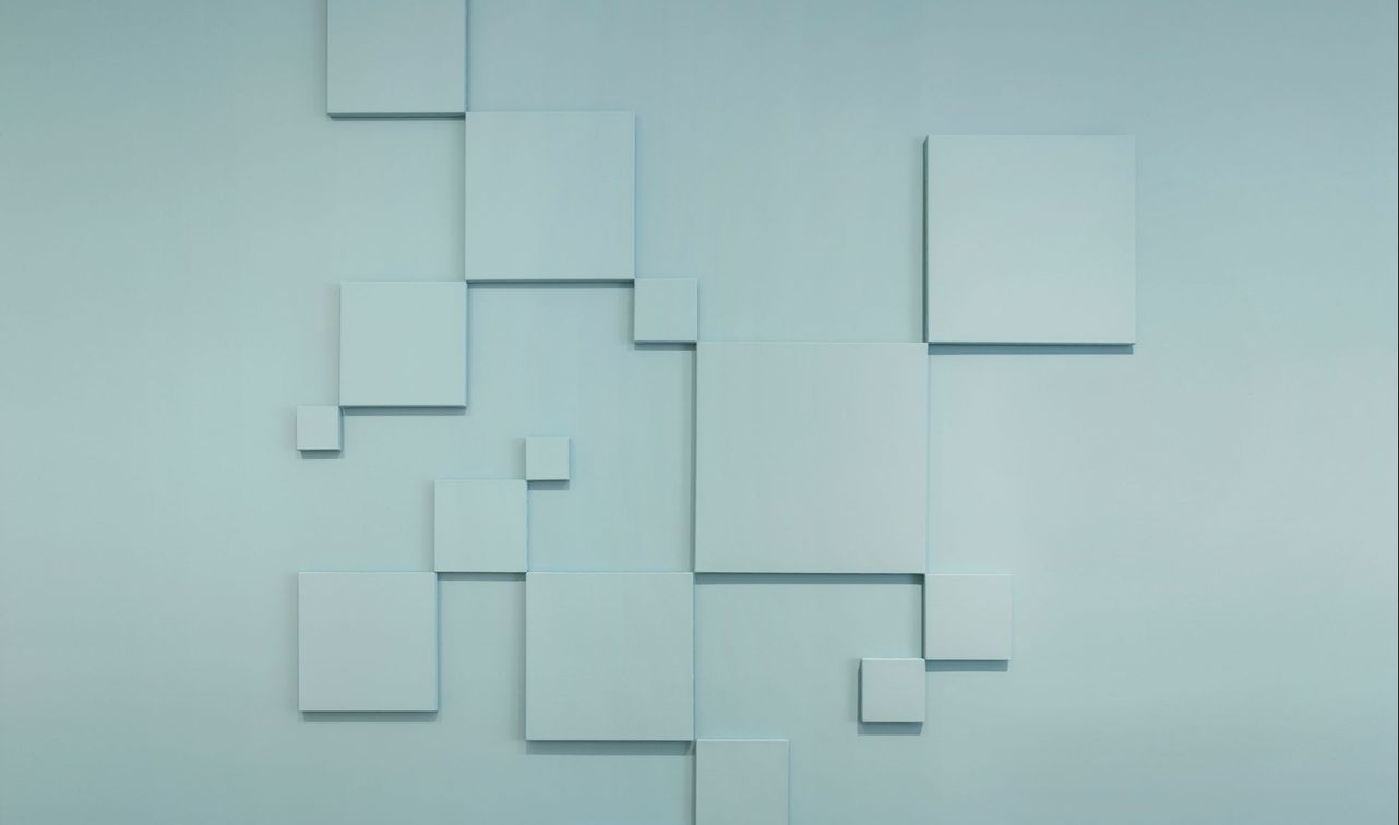 Artist:Claude RUTAULT, Exhibition:de-finition/method