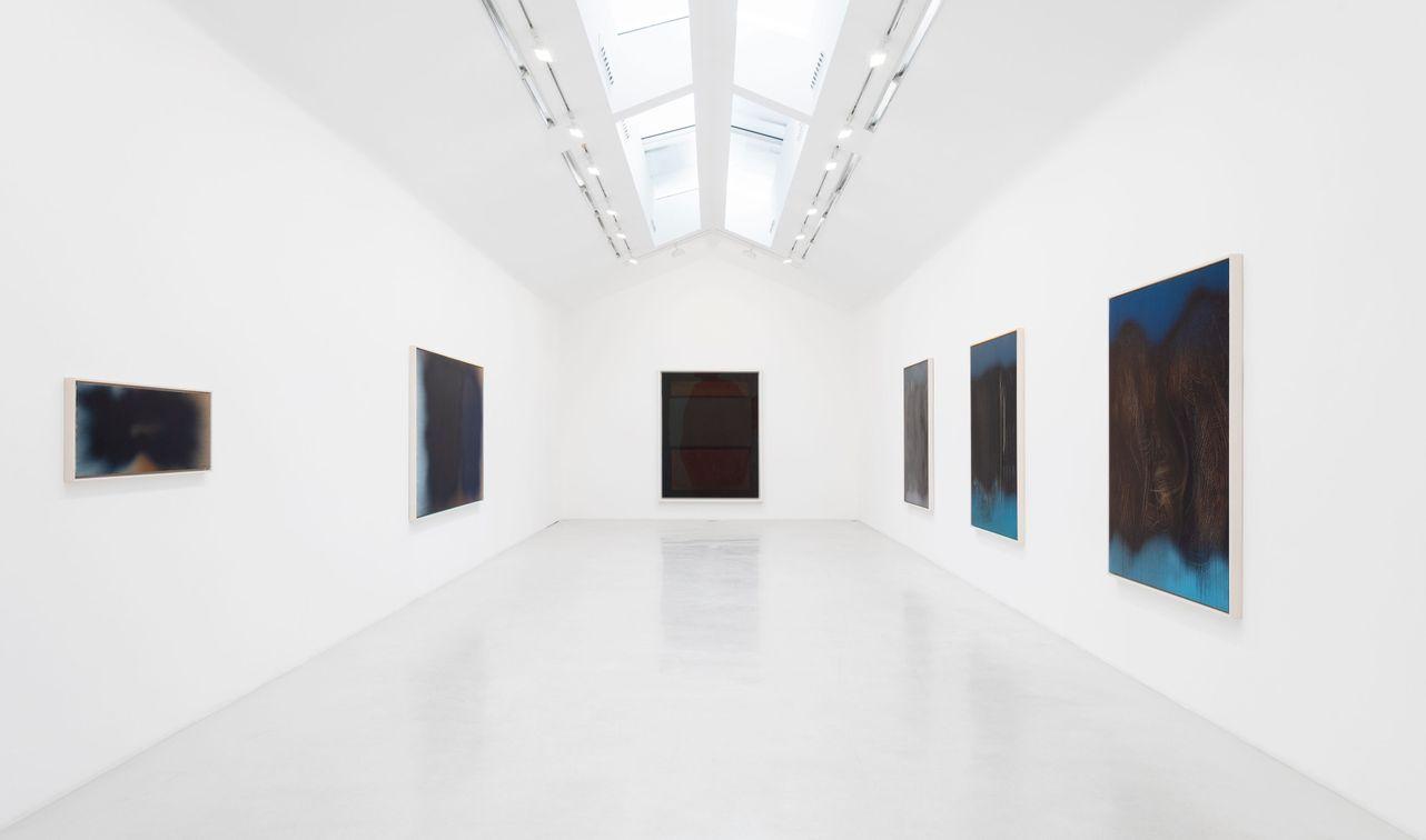 Artist:Hans HARTUNG, Exhibition:Rothko — Hartung: Une amitié multiforme