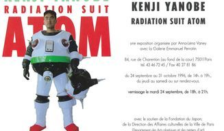 Kenji YANOBE_Radiation suit atom