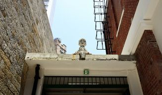 加藤泉_Tai Kwun Public Art Project