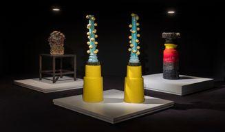 Johan CRETEN_Artifices Instables – Histoires de céramiques