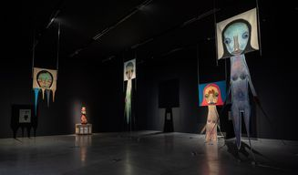 加藤泉_Exhibition from the Red Brick Art Museum Collection