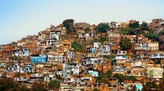 """JR """"Women are Heroes"""", Favela Morro Da Providencia, Rio de Janeiro"""