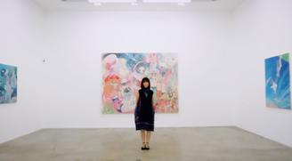 "Aya Takano ""The Jelly Civilization"", Perrotin Paris"