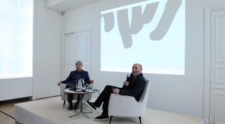 TALK LEE BAE & HENRI-FRANÇOIS DEBAILLEUX (FR)