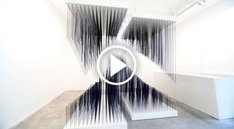 "Jesús Rafael SOTO ""Chronochrome"" at Galerie Perrotin, Paris & New York"