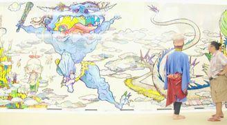 Pharrell x Takashi Murakami x Mori Art Museum