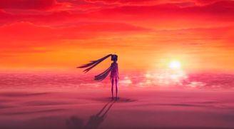 livetune feat. 初音ミク「Redial」Music Video. Directed by Takashi Murakami